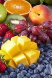 Antiossidante della frutta fresca immagine stock