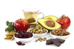 Antiossidanti Fotografie Stock