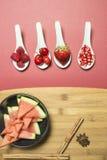 Antioxidant fruits Stock Photos