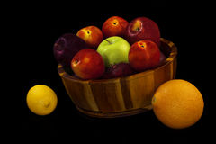 Antioxidant and Weight Control Fruits Royalty Free Stock Photo