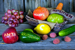 antioxidantes Foto de archivo
