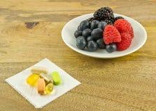 Antioxidantes abundante Foto de Stock