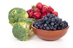 Antioxidants Stock Image