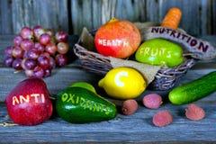 antioxidants Foto de Stock