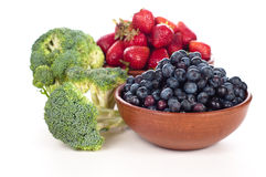 Antioxidants Stock Image