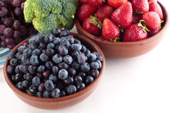 Antioxidants Royalty Free Stock Photo