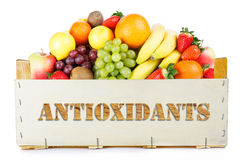 Antioxidants Royalty Free Stock Image