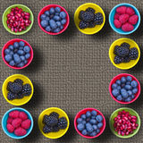 Antioxidants galore Royalty Free Stock Images