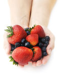 Antioxidants Stock Images