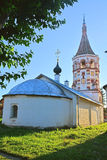 Antipas's church, bishop Pergamum in Suzdal, Russia Royalty Free Stock Photography
