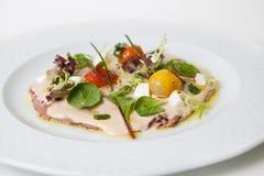 Antipasti, ελαφρύ ιταλικό πρόχειρο φαγητό Στοκ Φωτογραφία