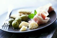 antipasti ιταλικά Στοκ Φωτογραφίες
