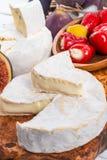 Antipasti μαλακών τυριών Στοκ Φωτογραφίες
