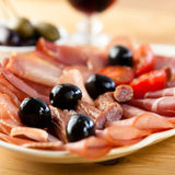 Antipasti Royalty Free Stock Images