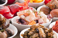Antipasti Royalty Free Stock Photos