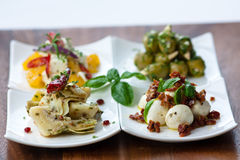 Antipasti Stock Images