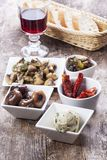Antipasti Stock Photography