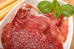 Antipasti italiani Fotografia Stock