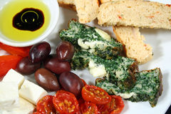 Antipasto 2 Stock Photo