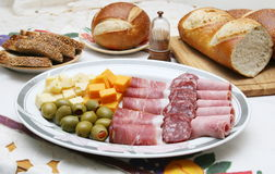 Antipasto. Royalty Free Stock Image
