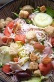 Antipasto Chefs Salad Stock Image