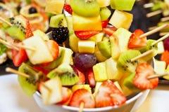 Antipasto da frutta Immagini Stock Libere da Diritti