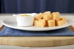 Antipasto del formaggio Fotografia Stock Libera da Diritti