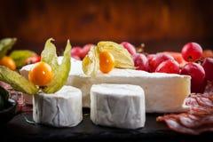 Antipasto dinner platter Stock Images