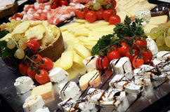 Antipasto Stock Images
