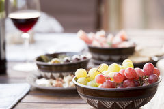 Antipasto Food Stock Images