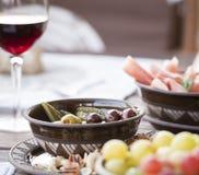 Antipasto Food Stock Image