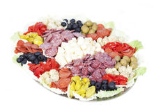 Antipasto Royalty Free Stock Photos