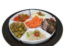 Antipasto Platter Stock Image