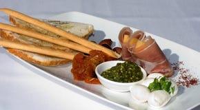 Free Antipasto Platter Royalty Free Stock Photo - 9292455