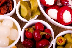 Antipasto Sharing Platter Stock Image