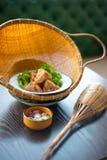 Antipasto tailandese degli alimenti Fotografia Stock Libera da Diritti