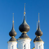 Antipius Orthodox church in city of Suzdal Russia Royalty Free Stock Image