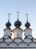 Antipius Orthodox church in city of Suzdal Russia Royalty Free Stock Images