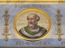 Antipope Bonifâcio VII Fotografia de Stock Royalty Free