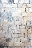 antiq砖墙 免版税库存图片