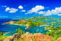 Antiqua and Barbuda. Shirley Heights, Antigua and Barbuda Royalty Free Stock Photos