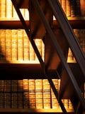 antiquarian βιβλία Στοκ Φωτογραφία