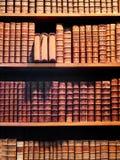 antiquarian βιβλία Στοκ Εικόνα