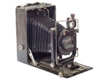 Antiquarian harmonious camera Stock Photo