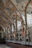 Antiquarium della residenza di Monaco di Baviera fotografie stock libere da diritti