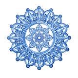 antique как декоративный серебр элемента Стоковые Фото