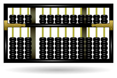 Antique Abacus Royalty Free Stock Photos