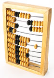 Antique abacus Stock Photography