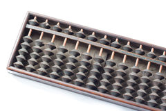 Antique abacus Stock Images