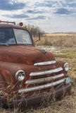 Antique Abandoned Truck Royalty Free Stock Images
